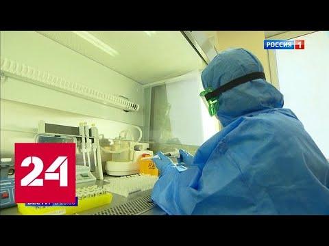 По темпам распространения коронавируса регионы догоняют Москву - Россия 24