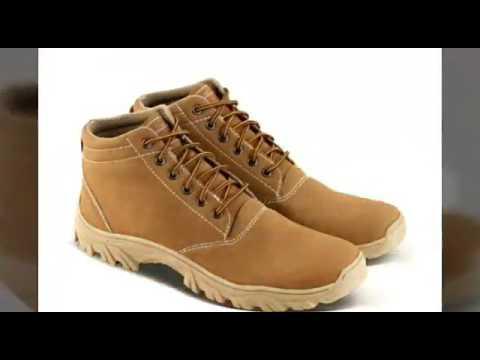 0877-2261-0091(WhatsApp), Sepatu Safety Kulit, Sepatu Boots Pria, Sepatu Tracking