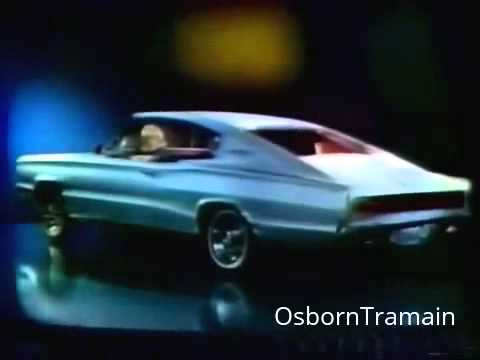 1966 Dodge Charger commercial    Pam Austin duces the NEW CAR