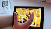 Обзор планшета TurboPad 1014 - YouTube