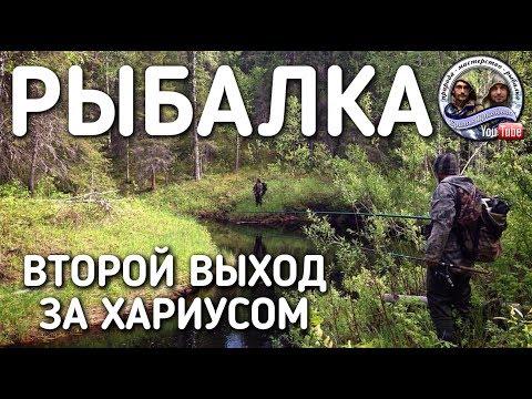 РЫБАЛКА / ЛЕТО 2017 / ЛОВИМ ХАРИУСА / ИЩЕМ БЛЕСНА / БРАТЬЯ ...