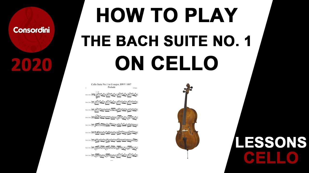 How to Play the Bach Suite No. 1 on Cello (Prelude)