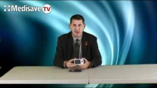 Omron Heartscan Portable ECG Machine