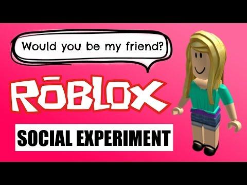 NOOB VS. PRO || ROBLOX SOCIAL EXPERIMENT