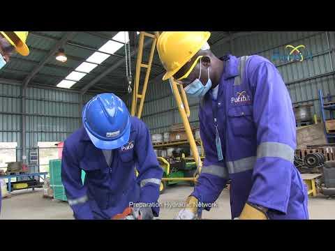 Purifilt Angola & Petromar / ENI Saipem - Oil & Gas 2021