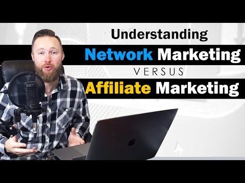 Understanding Network Marketing VS Affiliate Marketing