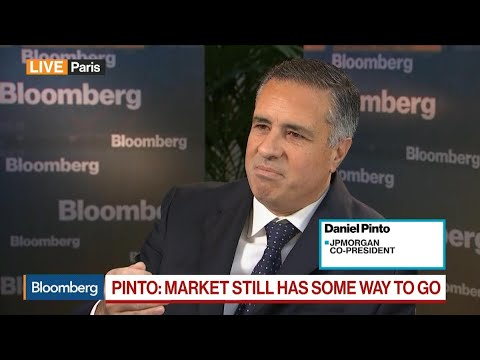 JPMorgan's Pinto Sees Possible 40% Equity Correction in 2-3 Years