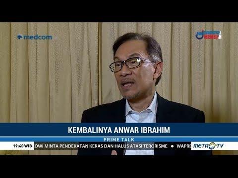 Anwar Ibrahim Mengaku Sempat Tak Percaya dengan Mahathir