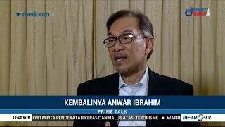 Download Video Anwar Ibrahim Mengaku Sempat Tak Percaya dengan Mahathir MP3 3GP MP4