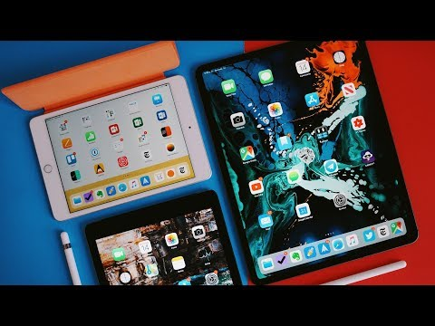 ¿Qué iPad comprar en 2019? | iPad Air vs. Pro