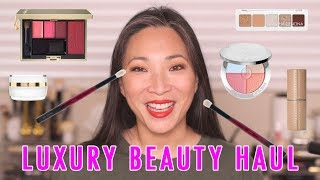 Luxury Beauty Haul and Some PR - Sonia G. Suqqu Sisley Natasha Denona