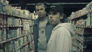 OrelSan - La pluie ft.Stromae ( Paroles )