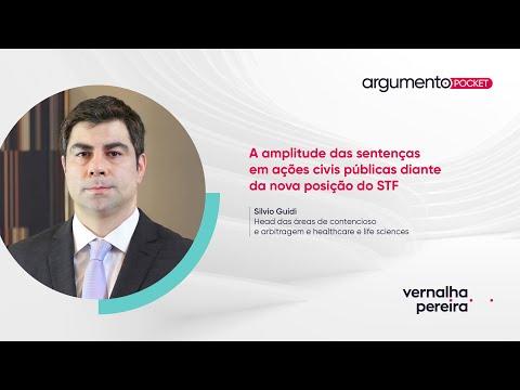 Amplitude das sentenças em ações civis públicas diante da nova posição do STF | Argumento Pocket 33