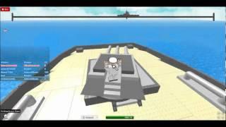 KRE-O Battleship Is A Sponsor Of ROBLOX!