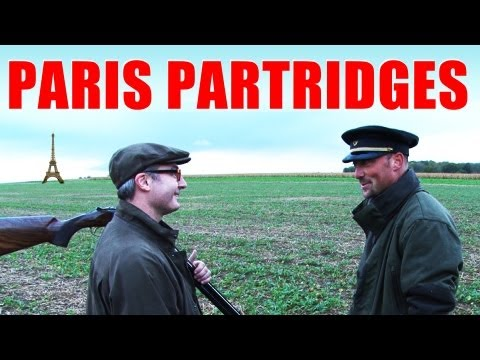 Fieldsports Britain - Partridges in Paris and calling foxes in Scandinavia  (episode 155)