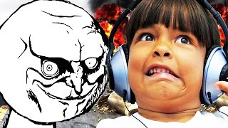 MUTED PLAYER TROLLING ON BLACK OPS 2! (Call of Duty)