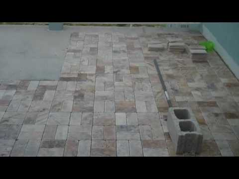 DIY Patio Project