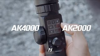 AK4000/AK2000 - MORE THAN A FLAGSHIP | Feiyutech