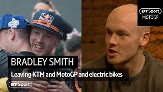 Leaving KTM and MotoGP and his new life in MotoE | Bradley Smith full interview | MotoGP Season Wrap