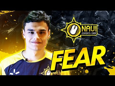 Игрок NAVI Esports Camp - Fear