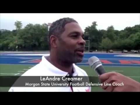 Coach LeAndre Creamer Interview