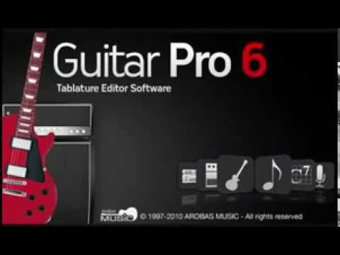 Guitar Pro 6 - En Algún Lugar (my metal version)