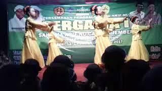 Tari tradisional islami jawa-mima 34 hasyim asy'ari pontang - Stafaband