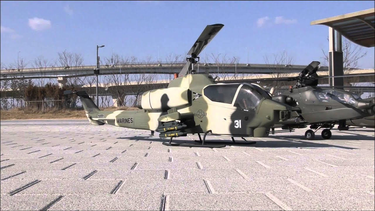 RC 700 AH1 COBRA , AH64 APACHE