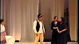 BODAS DE SANGRE de Federico García Lorca. Por Hechizo. Obra completa.
