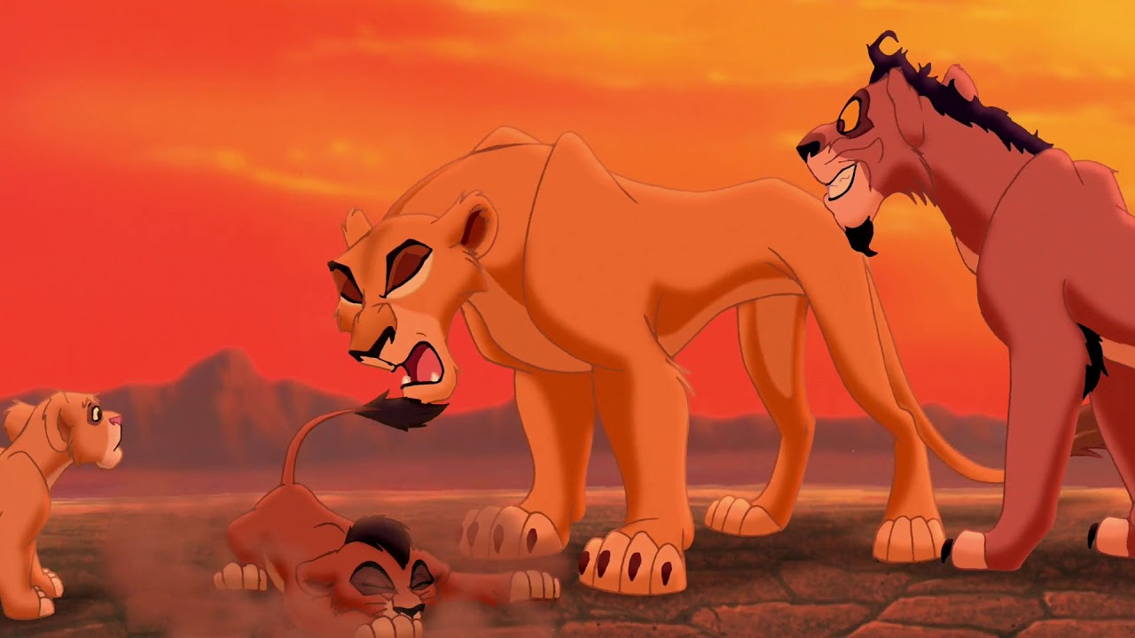 Download The Lion King 2: Simba's Pride (1998) Best Scene Part 992
