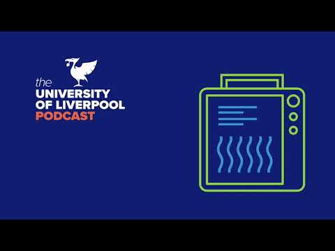 University of Liverpool Podcast episode 1: Follow your nose