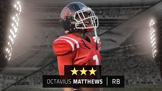 juco athlete octavius matthews highlights
