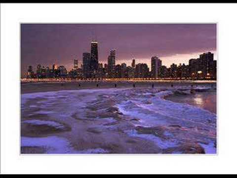 Kim Sozzi  Feelin' Me set to Chicago skyline