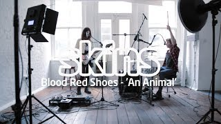 Blood Red Shoes - 'An Animal' - Skins Session