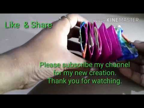 Easy Match box craft /Best from waste material /hand creative art/Madhuri's creation day  (28)