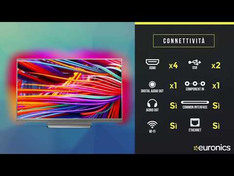 Philips | Android TV LED 4K UHD HDR | 55PUS8503