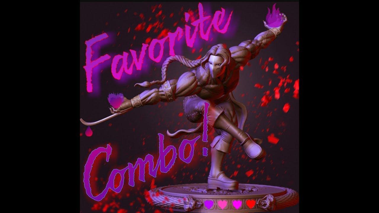 My Favorite Vega Combos!????????#SFV