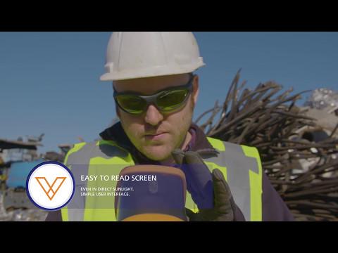 三洋貿易 レーザー金属成分分析器バルカンVulcan for scrap