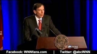 David Petraeus Apologizes for Affair