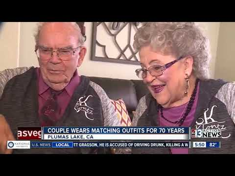 The Randy, Jamie and Jojo Show  - A Married Couple Has Worn Matching Outfits Every Day for 67 Years