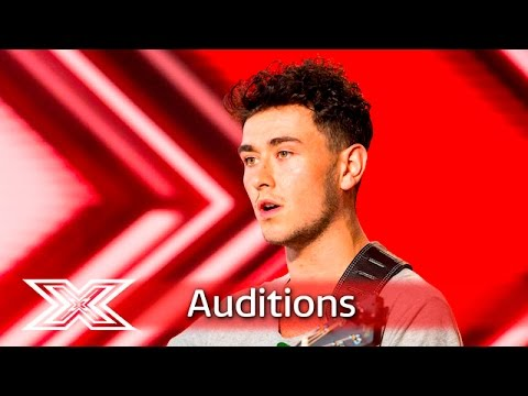 Can Will Rush make it in music? | Auditions Week 4 | The X Factor UK 2016
