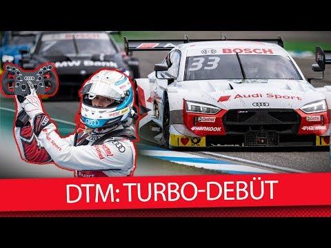 Erste Bilanz: DTM-Debüt der neuen Turboautos - DTM 2019 (VLOG)
