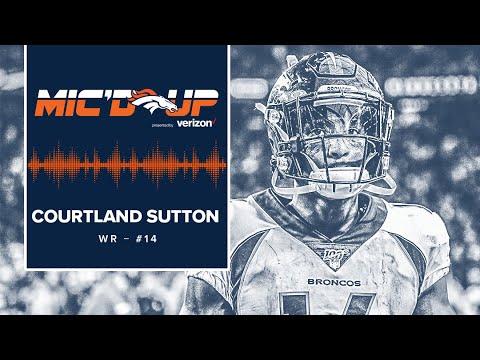Denver Broncos: Von Miller was mic'd up vs. Cleveland Browns in Week 9