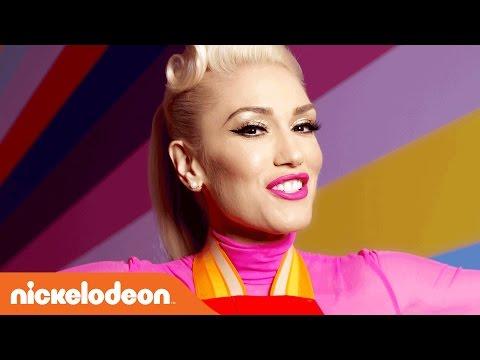 BTS w/ Gwen Stefani & the Theme Song Music Video | Kuu Kuu Harajuku | Nick