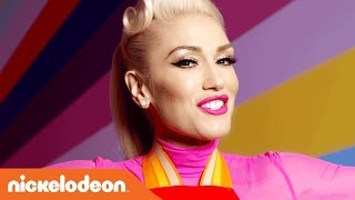 BTS w/ Gwen Stefani & the Theme Song Music Video | Kuu Kuu Harajuku | Nick
