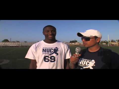 NUC 2013: Los Angeles Justin Clarkston Interview