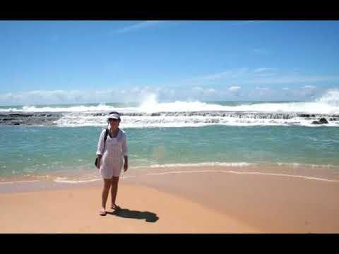 Praias do Rio Grande do Norte Brasil