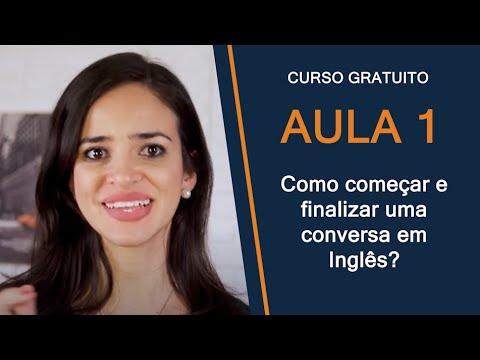 CURSO DE INGLÊS ONLINE GRÁTIS - AULA 10 from YouTube · Duration:  8 minutes 25 seconds