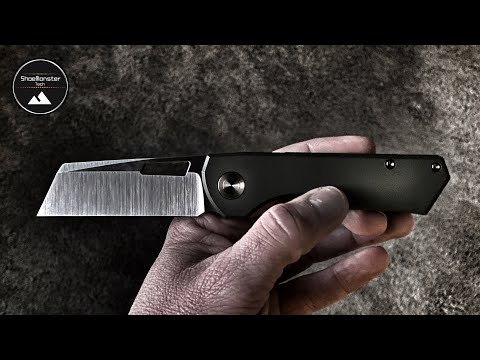 A Holy Grail EDC?? The Brian Brown Knives Yeager EDC Knife Review