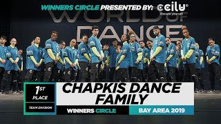 Chapkis Dance Family | 1st Place Team | Winner Circle | World of Dance Bay Area 2019 | #WODBAY19